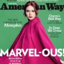 Karen Gillan – American Way Magazine (May 2018) - 454 x 601
