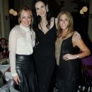 Barneys New York and Christina Hendricks Fete L'Wren Scott and Her Handbag Collection at Bouchon on November 17, 2011 in Beverly Hills, California - 390 x 594