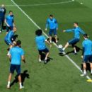 Real Madrid CF Training and Press Confernece - 454 x 285