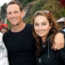 Giada De Laurentiis and Todd Thompson