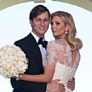 Wedding Photos - Ivanka Trump & Jared Kushner - 454 x 302