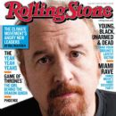 Louis C.K. - Rolling Stone Magazine Cover [United States] (25 April 2013)