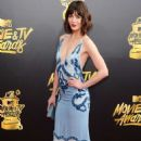 Mary Elizabeth Winstead – 2017 MTV Movie And TV Awards in Los Angeles - 454 x 681