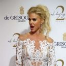 Victoria Silvstedt – Red Carpet at De Grisogono After Party in Cannes - 454 x 681