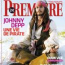 Johnny Depp - Premiere Magazine [France] (August 2006)