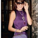 Carla Bruni for Bulgari Diva Collection 2013 Ad Campaign
