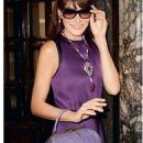 Carla Bruni for Bulgari Diva Collection 2013 Ad Campaign
