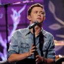 Scotty McCreery was a guest on tonight's episode of The Tonight Show With Jay Leno