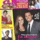 Philippe Bond, Catherine Le Chasseur - Echos Vedettes Magazine Cover [Canada] (27 July 2013)