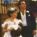 Rhea Perlman and Jay Thomas