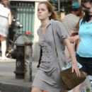 Emma Watson - Rushes Through Crowds In SoHo, New York - May 1, 2010
