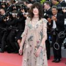 Isabelle Adjani : : Cannes Film Festival 2018 ('Everybody Knows (Todos Lo Saben)' & Opening Gala) - 407 x 600