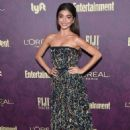 Sarah Hyland – 2018 Entertainment Weekly Pre-Emmy Party in LA - 454 x 623