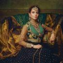 Kangana Ranaut - Harper's Bazaar Bride Magazine Pictorial [India] (September 2017) - 454 x 568