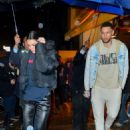 Kendall Jenner and Ben Simmons – Leaving the Mercer Hotel in New York
