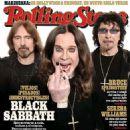 Black Sabbath - Rolling Stone Magazine Cover [Argentina] Magazine Cover [Argentina] (2 September 2013)