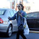Brenda Song–Shopping at Trader Joe's in Los Angeles - 454 x 607