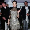 Barbara Palvin Vanity Fair and Chanel Dinner In Golfe Juan