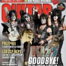 KISS - Guitar World Magazine Cover [United States] (March 2019)