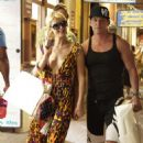 Paris Hilton And Cy Waits: Hawaiian Escape- Sep 2010