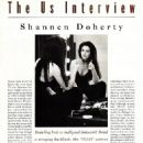 Shannen Doherty - US Weekly Magazine Pictorial [United States] (March 1993)