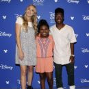 Veronica Dunne – Disney's D23 EXPO 2017 in Anaheim - 454 x 568