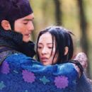 Zhang Ziyi and Takeshi Kaneshiro
