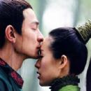Zhang Ziyi and Andy Lau