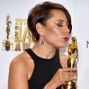 Selenis Leyva at the 2014 NCLR ALMA Awards