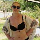 Katherine Heigl in Bikini – Personal Pics - 454 x 605