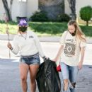 Lana Del Rey – Shopping candids in Los Angeles