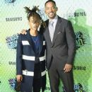 Will Smith and your son Jaden Smith at 'Suicide Squad' Premiere in New York 08/01/2016 - 454 x 662