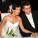 Mehmet Okur and Yeliz Caliskan
