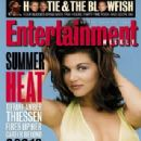 Tiffani Thiessen - Entertainment Weekly Magazine [United States] (28 July 1995)