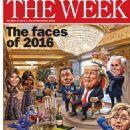 Melania Trump For the Week December 23, 2016 - 454 x 599