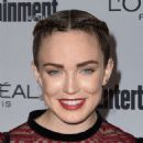 Caity Lotz – EW Hosts 2016 Pre-Emmy Party in Los Angeles 9/16/2016 - 454 x 567