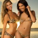 Ariel Meredith, Nina Agdal - Sports Illustrated Magazine Pictorial [United States] (February 2013)