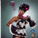 Nicki Minaj Vibe Magazine June 2010 Pictorial Photo - United States