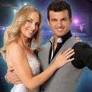 Tony Dovolani and Chynna Phillips