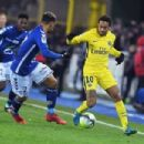 Strasbourg v Paris Saint Germain