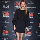 Camille Rowe – 2018 GO Campaign Gala in Los Angeles - 454 x 716