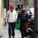 Lily-Rose Depp – Shopping candids in Paris - 454 x 529