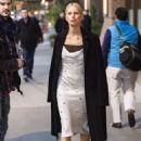 Karolina Kurkova – Leaving The Greenwich Hotel in New York