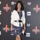 """Alessandra Mastronardi – """"Medici Masters of Florence"""" TV Show Photocall in Florence - 454 x 681"""