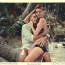 Stewart Granger and Ava Gardner - The Little Hut - 454 x 363
