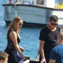 Mariah Carey- in Mykonos September 2016