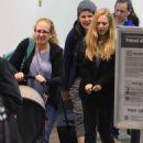 Amanda Seyfried at LAX International Airport in Los Angeles - 454 x 704