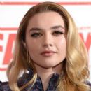 "Florence Pugh – ""Fighting With My Family"" Premiere in London 02/25/2019 - 454 x 651"