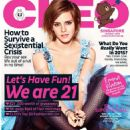Emma Watson Cleo Singapore Magazine October 2015