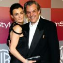 Danny Huston and Lyne Renee - 421 x 594